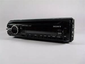 Sony Cdx-gt540ui Repair