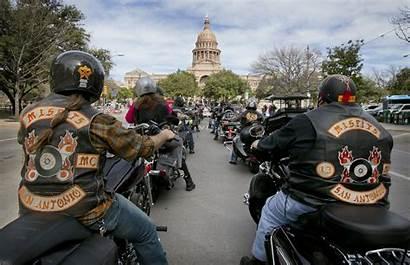 Rally Bikers Texas Statesman Legislative Clubs Capitol