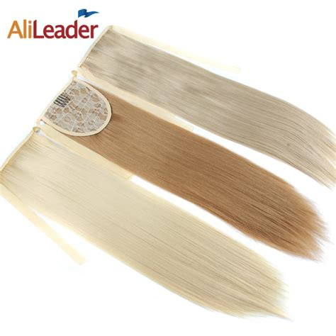 Alileader Synthetic Hair Products Ponytail Extension Piano