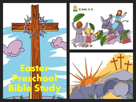 easter preschool handouts amp ideas preschool and 393 | FB Ad Image