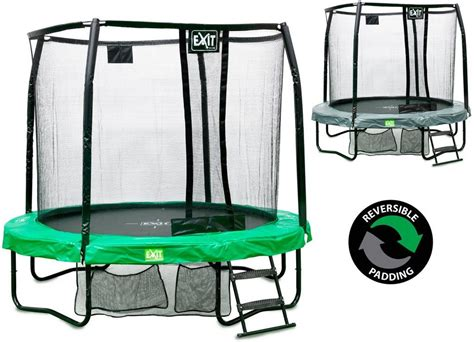 Exit Trampolin »jumparena Allin1«, Ø 244 Cm Otto