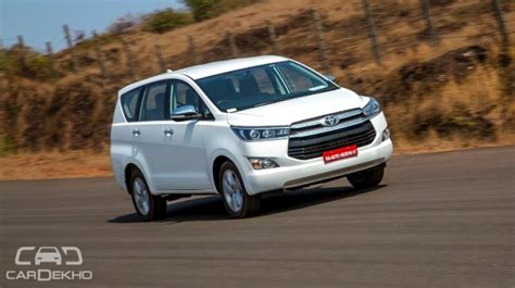toyota go and see toyota raises prices of innova crysta fortuner post gst