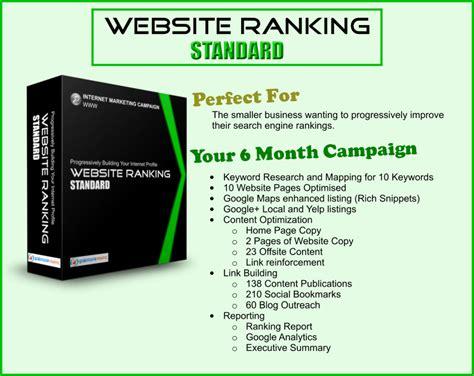 Website Ranking by Website Ranking Grab More Traffic