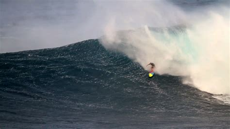 Pin Worlds Biggest Wave Ever Surfed On Pinterest
