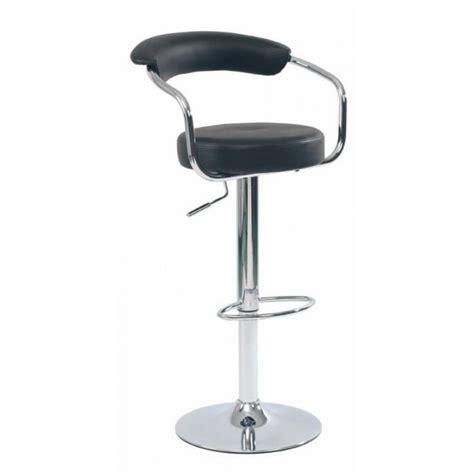 chaise de bar cdiscount tabouret de bar avec accoudoirs noir lot de 2 achat vente tabouret de bar cdiscount