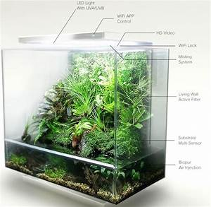 Biopod Smart Microhabitat