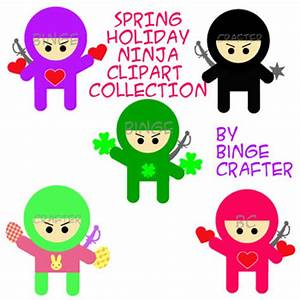 Gallery For > Ninja Clipart