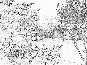 Jardin Dessin Couleur : dessin de jardin 9 ~ Melissatoandfro.com Idées de Décoration