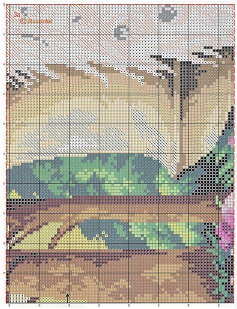 cross stitch pattern peacock diy  ideas