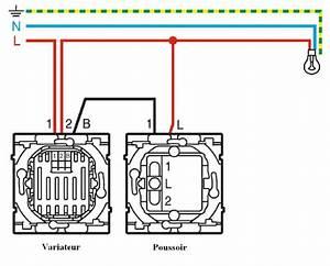 Variateur De Lumiere Castorama : schema electrique variateur de lumiere legrand ~ Farleysfitness.com Idées de Décoration