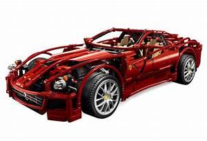 Lego Technic Ferrari : 8145 ferrari 599 gtb fiorano 1 10 brickipedia fandom powered by wikia ~ Maxctalentgroup.com Avis de Voitures