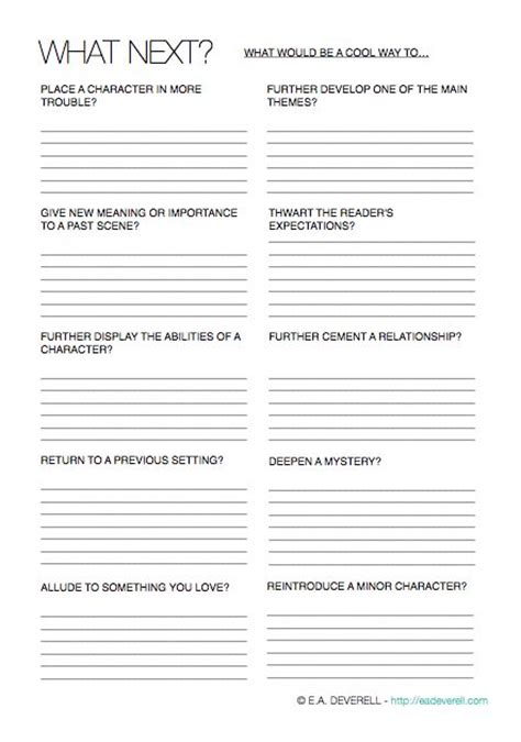 25 best ideas about creative writing worksheets on