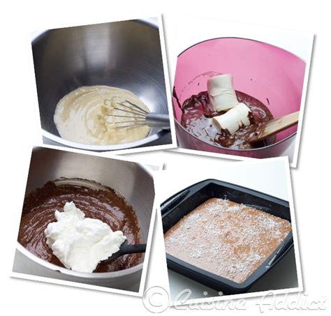 beurre de coco cuisine brownie sans beurre et sans reproches aux petits