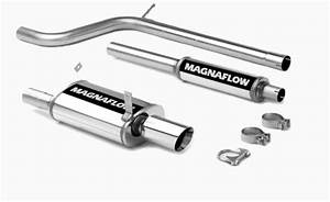 Magnaflow Performance Exhaust System For 2010 Mitsubishi