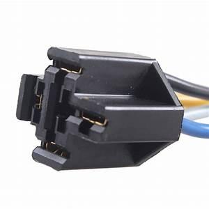 Ee Support 10pcs 12v 12 Volt Dc 40a Amp Relay Harness