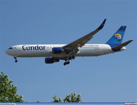 airpics.net - D-ABUC, Boeing 767-300ER, Condor Airlines - Large size