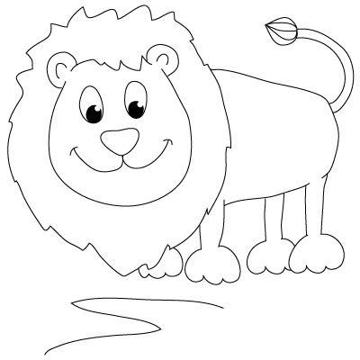 loewen  zeichnen lernen schritt fuer schritt tutorial