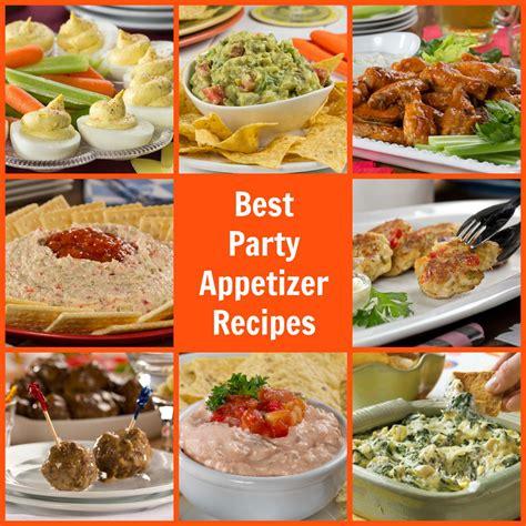 party appetizer recipes mrfoodcom