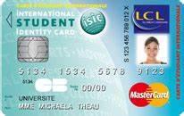 Lcl Prêt étudiant : carte bancaire tudiant lcl isic ~ Medecine-chirurgie-esthetiques.com Avis de Voitures