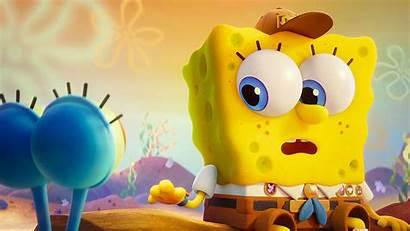 Spongebob Sponge Run Bob 4k Esponja Trailer