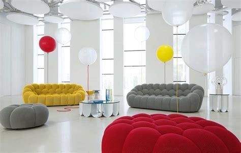 canapé de designer canapés sofas et divans modernes roche bobois