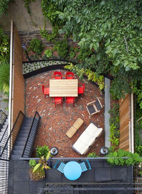 Backyard Patio Designs by 20 Charming Brick Patio Designs