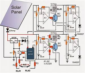 How To Make A Solar Panel Optimizer Circuit