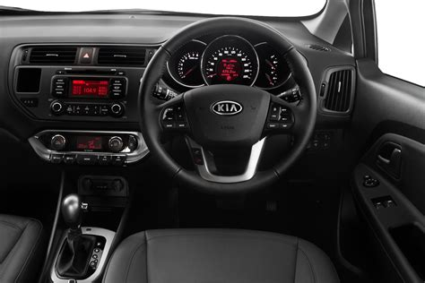 kia rio  door hatch sedan review  caradvice