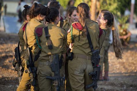 status  female soldiers  israeli army