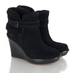 womens black ankle boots australia ugg black s anais ankle boot