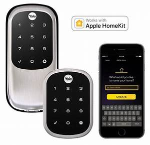 Apple Homekit Homematic : yale releases its first smart locks with homekit support ~ Lizthompson.info Haus und Dekorationen