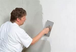 Wand Glatt Spachteln : vorbereitung ihrer w nde und decken muss sein bevor sie loslegen ~ Markanthonyermac.com Haus und Dekorationen