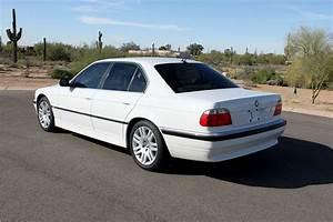 2001 Bmw 740i 4-door Sedan