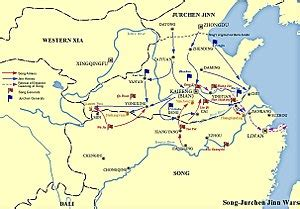 jinsong wars wikipedia