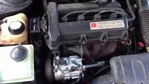 1997 Saturn Sl2 Engine Rocking Part 1