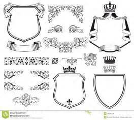 wappen design heraldic coat of arms stock images image 34030224