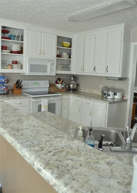 install   laminate countertops