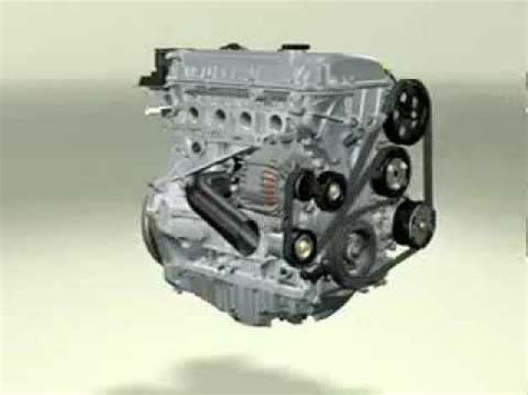 ford duratec engine  simulation youtube
