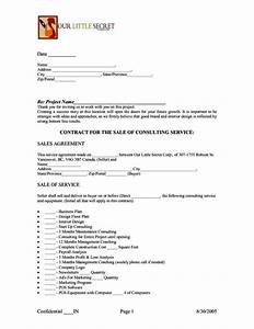consulting contract template free download With consultant contract template free download