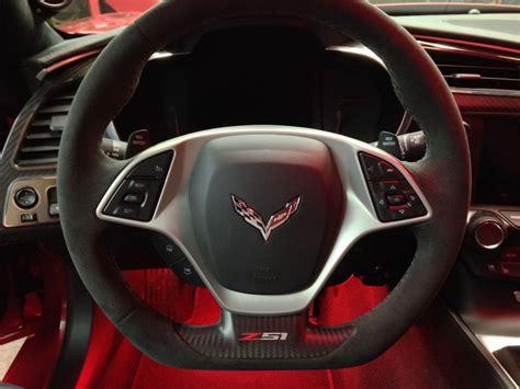 corvette stingray   steering wheel decal single corvette mods