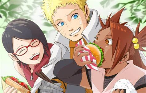Wallpaper Naruto, Anime, Ninja, Shinobi, Uzumaki Naruto