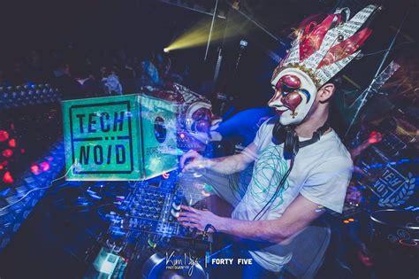 interview  boris brejcha   birthday  technoid