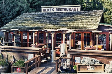 great motorcycle destinations alices restaurant