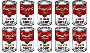 Andy Warhol Soup A...