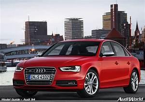 Model Guide - Audi S4