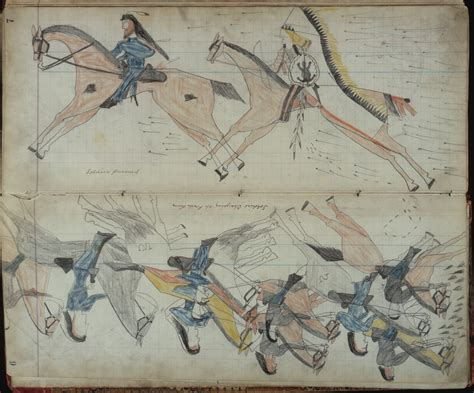 art  conflict portraying american indians