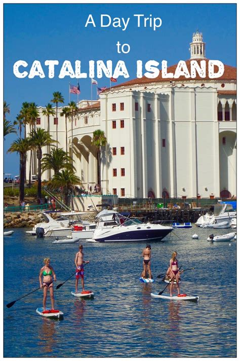 A Catalina Island Day Trip From Los Angeles The
