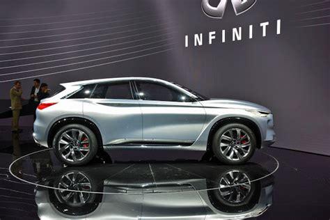 2019 Infiniti Fx50 by 2019 Infiniti Qx50