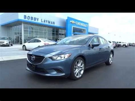 2014 Mazda 6 Review  Use Car For Sale At Bobby Layman