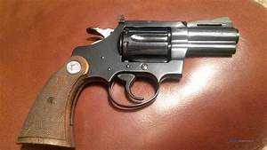 Colt Diamondback 38 Spl 2 12 Barrel For Sale